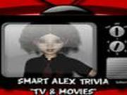 Smart Alex Trivia Challenge – Movies and TV