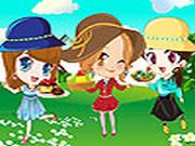 Picnic Girls