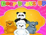 Bear Dress Up
