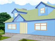 Blue House Hidden Objects