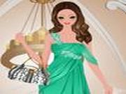 Luxurious Party Dressup