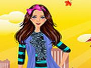 Autumn Girl Fashion